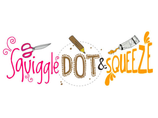 Squiggle Dot & Squeeze